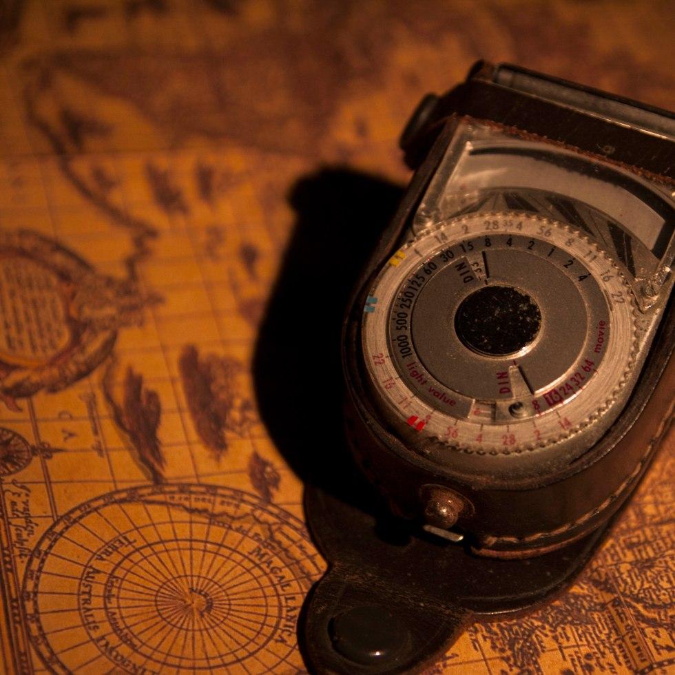 fotometro cuadrado